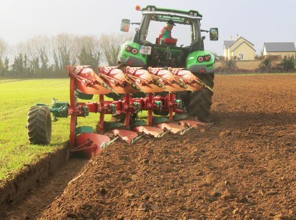 plow the soil